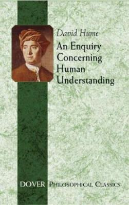 An Enquiry Concerning Human Understanding - Dover Philosophical Classics (Paperback)