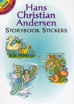 Hans Christian Andersen Storybk Sti - Dover Little Activity Books Stickers (Paperback)