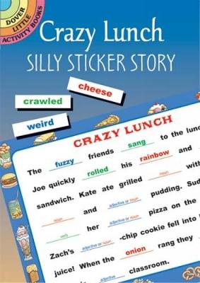 Crazy Lunch - Dover Little Activity Books (Paperback)