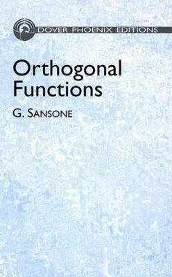 Orthogonal Functions (Paperback)