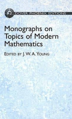 Monographs on Topics of Modern Math (Paperback)