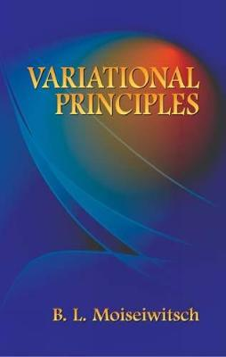 Variantional Principles - Dover Books on Mathematics (Paperback)