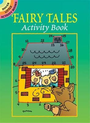 Fairy Tales Actity Book: v.i - Dover Little Activity Books (Paperback)