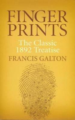 Finger Prints - Dover Books on Biology (Paperback)