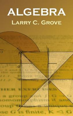 Algebra - Dover Books on Mathematics (Paperback)