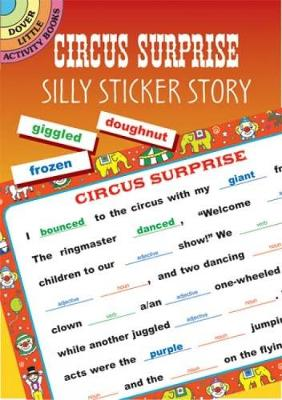Circus Suprise - Dover Little Activity Books (Paperback)