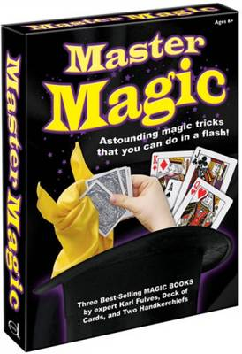 Master Magic: Astounding Magic Tricks That You Can Do in a Flash (Paperback)