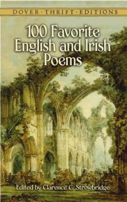 100 Favorite English and Irish Poems - Dover Thrift Editions (Paperback)
