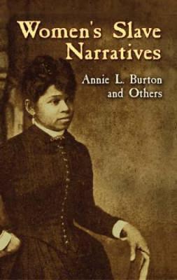 Women's Slave Narratives (Paperback)