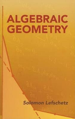 Algebraic Geometry - Dover Books on Mathematics (Paperback)