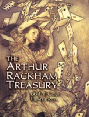 The Arthur Rackham Treasury - Dover Fine Art, History of Art (Paperback)
