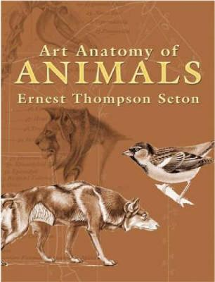 Art Anatomy of Animals - Dover Anatomy for Artists (Paperback)