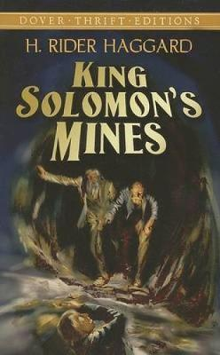 King Solomon's Mines - Dover Thrift Editions (Paperback)