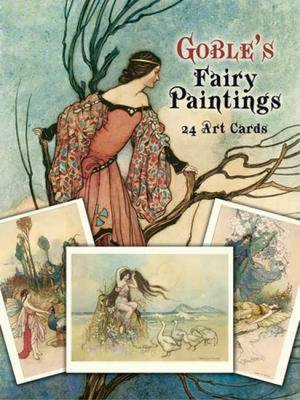 Goble's Fairy Paintings (Paperback)