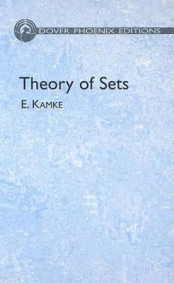 Theory of Sets - Dover Books on Mathematics (Hardback)