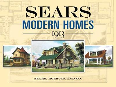 Sears Modern Homes, 1913 - Dover Architecture (Paperback)