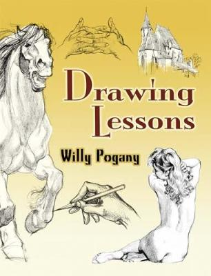 Drawing Lessons - Dover Art Instruction (Paperback)