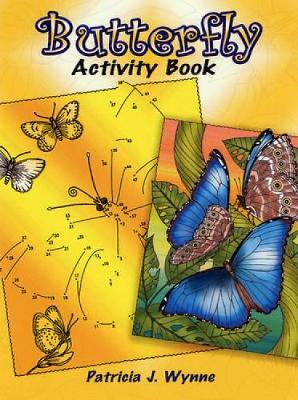 Butterfly Activity Book - Dover Children's Activity Books (Stickers)