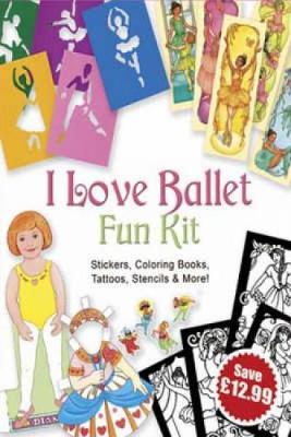 I Love Ballet Fun Kit