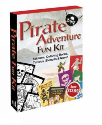 Pirate Adventure Fun Kit - Dover Fun Kits