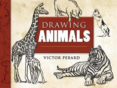 Drawing Animals - Dover Art Instruction (Paperback)