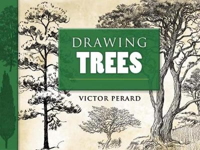 Drawing Trees - Dover Art Instruction (Paperback)