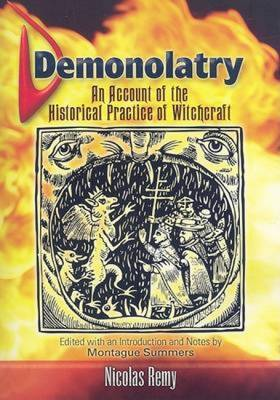 Demonolatry: An Account of the Historical Practice of Witchcraft - Dover Occult (Paperback)