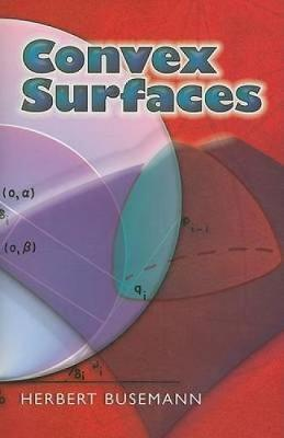 Convex Surfaces - Dover Books on Mathematics (Paperback)