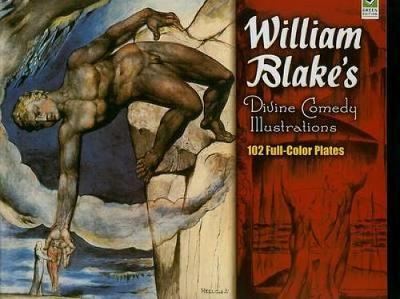 William Blake's Divine Comedy Illustrations - Dover Fine Art, History of Art (Paperback)