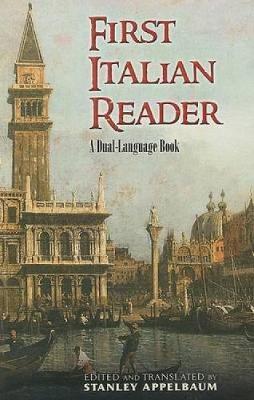 First Italian Reader: A Beginner's Dual-Language Book - Dover Dual Language Italian (Paperback)