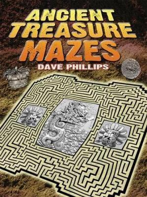 Ancient Treasure Mazes - Dover Children's Activity Books (Paperback)