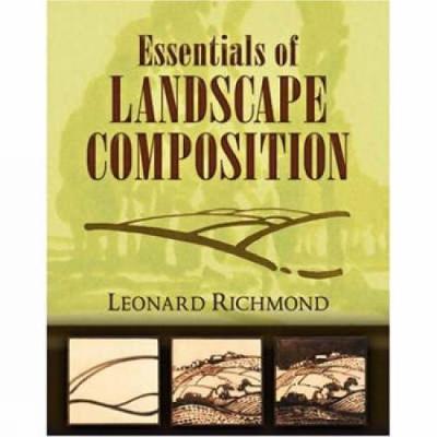 Essentials of Landscape Composition - Dover Art Instruction (Paperback)