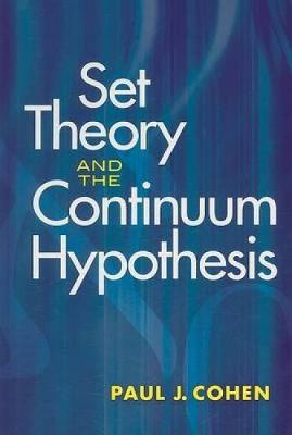 Set Theory and the Continuum Hypothesis - Dover Books on Mathematics (Paperback)