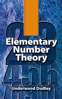 Elementary Number Theory - Dover Books on Mathematics (Paperback)