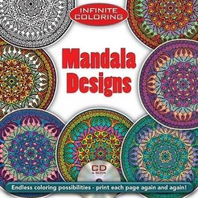 Mandala Designs - Dover Design Coloring Books