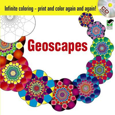 Infinite Coloring Geoscapes - Infinite Coloring