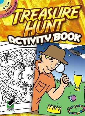 Treasure Hunt Activity Book - Dover Little Activity Books (Paperback)