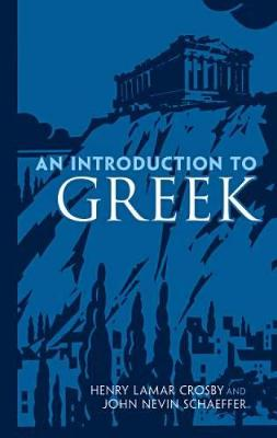An Introduction to Greek - Dover Language Guides (Paperback)