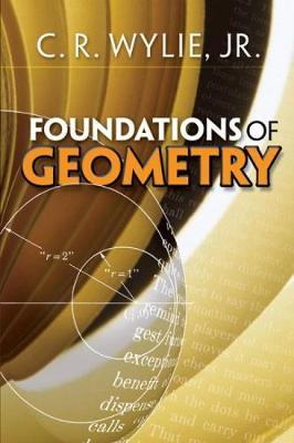 Foundations of Geometry - Dover Books on Mathematics (Paperback)