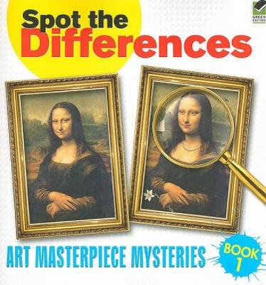Spot the Differences - Dover Children's Activity Books 01 (Paperback)