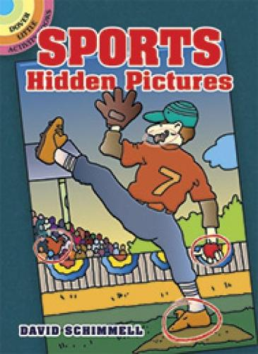 Sports Hidden Pictures - Dover Little Activity Books (Paperback)