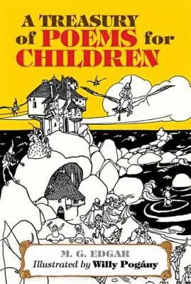 A Treasury of Poems for Children - Dover Children's Classics (Paperback)