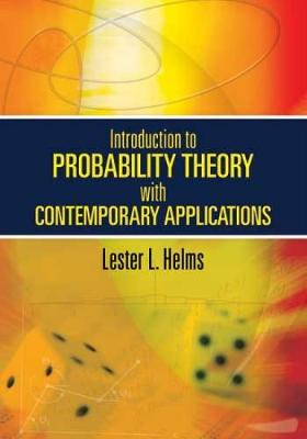 Introduction to Probability Theory with Contemporary Applications - Dover Books on Mathematics (Paperback)