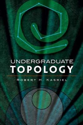 Undergraduate Topology - Dover Books on Mathematics (Paperback)