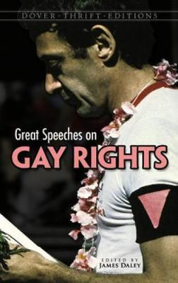 Great Speeches on Gay Rights - Dover Thrift Editions (Paperback)