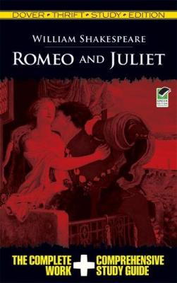 Romeo and Juliet Thrift Study - Dover Thrift Study Edition (Hardback)