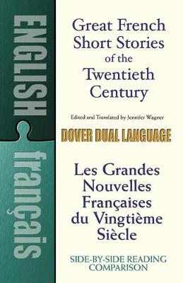 Great French Short Stories - Dover Dual Language French (Paperback)