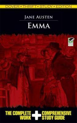 Emma - Dover Thrift Study Edition (Paperback)