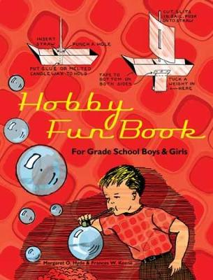 Hobby Fun Book: For Grade School Boys and Girls - Dover Children's Activity Books (Paperback)