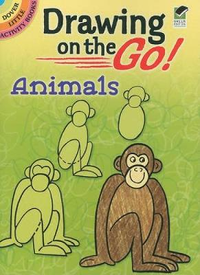 Animals - Dover Doodle Books (Paperback)